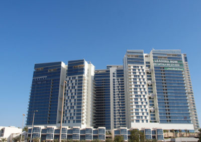 Rihan Heights, Abu Dhabi
