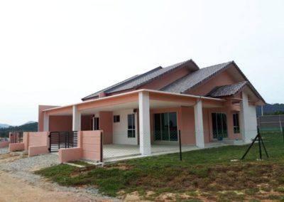 PPA1M Government Staff Housing, Lumut, Perak.
